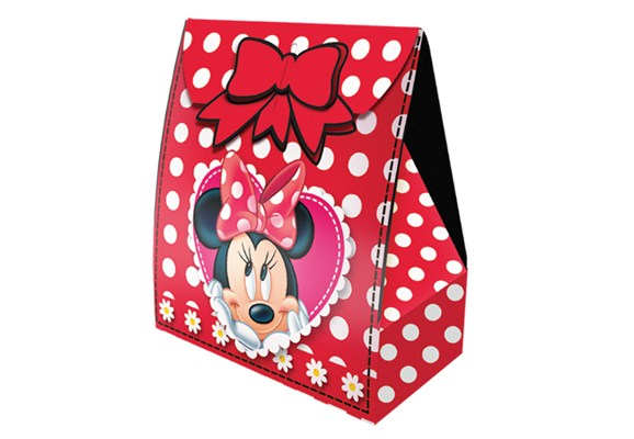 Caixa Surpresa Minnie Mouse Red (ref.95) (8 unid.) - Regina
